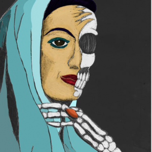 Portrait of Maria Felix