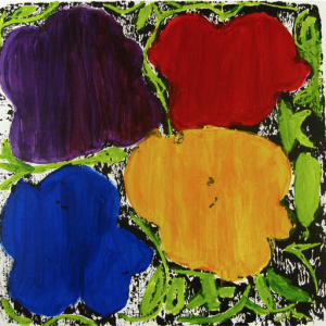 Warhol Flowes