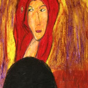 Portrait Red Hair