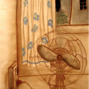Old Fashioned Fan