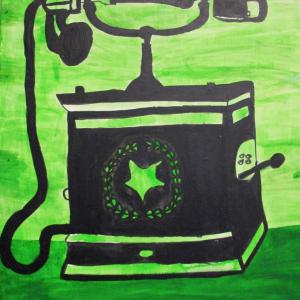 Abuela's Phone