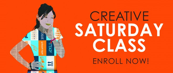 Creative Saturday Class