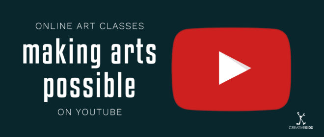 Art Classes on YouTube